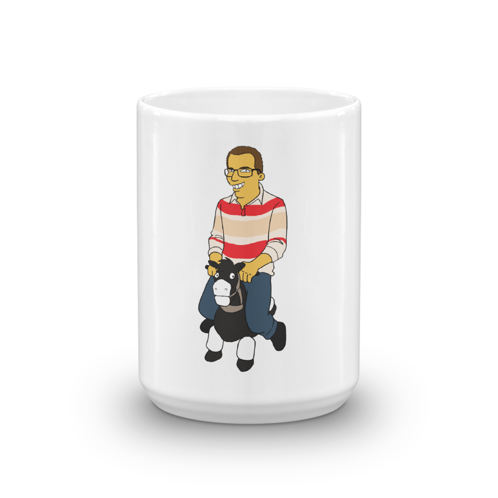 Mug  I'm Single - Full Body - Personalized Avatar
